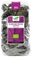 Bio Planet SERIA FIOLETOWA ŚLIWKI BEZ PESTEK (SUSZONE) BIO 1 kg -