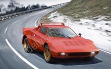 Italeri Lancia Stratos Hf 3654