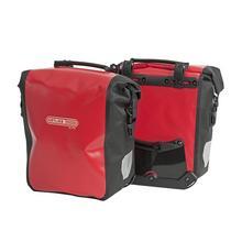 Ortlieb Sakwy rowerowe przednie lub tylne FRONT ROLLER CITY kolor czerwony F6001