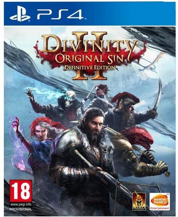 Divinity: Original Sin 2 - Definitive Edition PS4