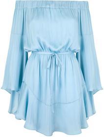 Pako Lorente Sukienka PLD-SU-137-N, niebieska