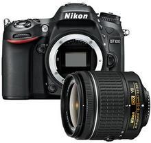 Nikon D7100 + AF-P 18-55 VR