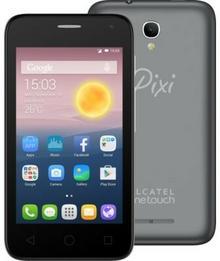 Alcatel PIXI 4 (4) Dual Sim Czarny