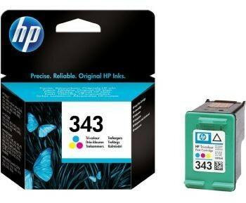 HP Nr 343 C8766EE