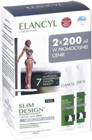 PIERRE FABRE Elancyl Slim Design noc krem na uporczywy cellulit 2 x 200 ml duopack
