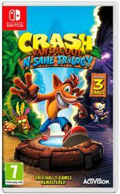 Crash Bandicoot N Sane Trilogy NSWITCH