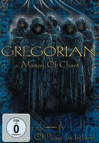 Gregorian Moments Of Peace In Ireland DVD)