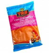 TRS Chilli Proszek Ekstra Ostra (Chilli Powder Extra Hot) 100 gram P024