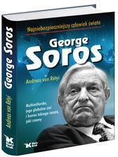 Biały Kruk George Soros. Najniebezpieczniejszy człowiek świata - Andreas Von Retyi