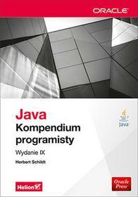Helion Java. Kompendium programisty. - Herbert Schildt