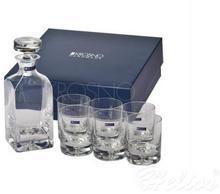 Krosno Glass Sp. z o.o. Krosno Glass Sp z o.o Komplet do whisky HANDMADE Classic SAGA