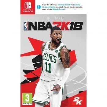 NBA 2K18 NSWITCH