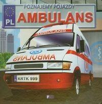 Jędraszek Izabela Poznajemy pojazdy Ambulans