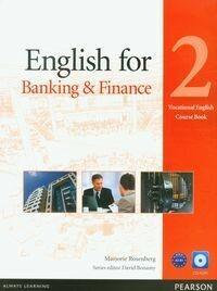 PEARSON English for Banking and Finance 2 CB +CD-Rom - Rosenberg Marjorie