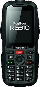 RugGear RG310 Dual Sim Czarny