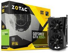 Zotac NVIDIA GeForce GTX 1050TI 4GB Minikarta graficzna