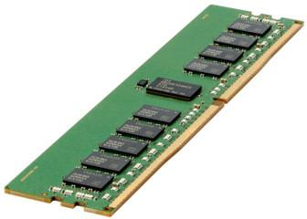 HPE HEWLETT PACKARD ENTERPRISE Pamięć HPE 16GB 1Rx4 PC4-2400T-R Kit 805349-B21