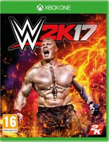 Premiera WWE 2K17 XONE