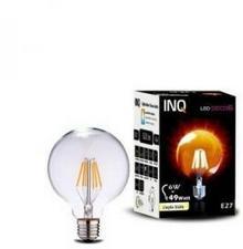 INQ Żarówki LED 620lm E27 6W 230V LDG030WW