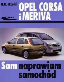 Wydawnictwa Komunikacji i Łączności WKŁOpel Corsa i Meriva - Hans Rudiger Etzold