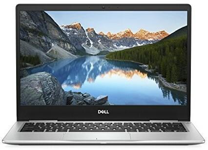 Dell DELL Inspiron 1370007370969633,78cm (13,3cala FHD) notebook (Intel Core i7, 8GB RAM, 256GB SSD, Intel HD Graphics, Win10) srebrny 7370-9696