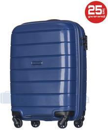 Puccini Mała kabinowa walizka MADAGASCAR PP013C 7 Granatowa - granatowy PP013C 7