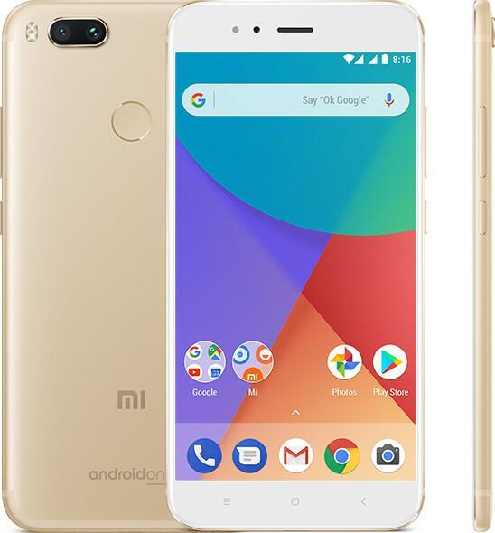 Xiaomi Mi A1 32GB Dual Sim Złoty