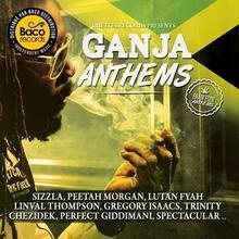Ganja Anthems CD) Various Artists