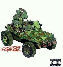 Gorillaz CD) Gorillaz