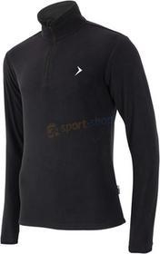 Outhorn Bluza polarowa męska BIMP600 czarny)