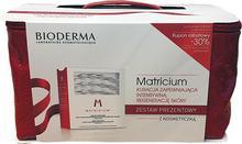 Bioderma Zestaw Matricium intensywna regenaracja skóry, 30x1ml + kosmetyczka