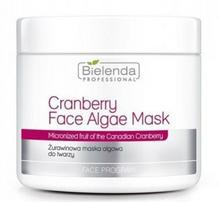 Bielenda Professional Żurawinowa maska algowa do twarzy - Professional Program Face Cranberry Face Algae Mask Żurawinowa maska algowa do twarzy - Professional Program Face Cranberry Face Algae Mask