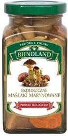 RUNOLAND grzyby zupy przetwory) MAŚLAKI MARYNOWANE BIO 300 g