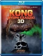 Kong Wyspa Czaszki 3D Blu-Ray + Blu-Ray 3D