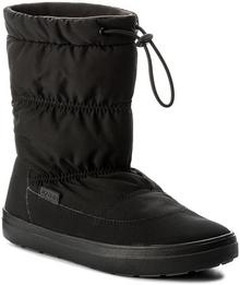 Crocs Śniegowce Lodgepoint Pull-On Boot 203422 Black