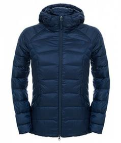 The North Face W TONNERO PARKA COSMIC BLUE
