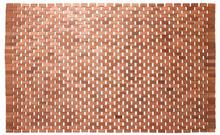 Dywanik łazienkowy 90 x 52 cm teak Sealskin Woodblock 293324274