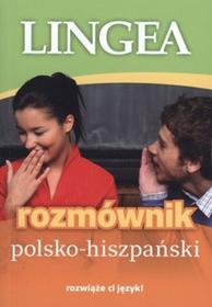 LINGEA Rozmównik polsko-hiszpański - Lingea