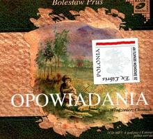 MTJ Agencja Artystyczna Bolesław Prus Opowiadania Audiobook Bolesław Prus