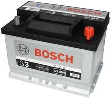 BOSCH SILVER S3 004 - 53Ah 500A P+