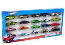 Mattel Hot Wheels 20-pack Samochodzików Pojazdów H7045 Mix 027084257373