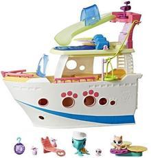 Hasbro Littlest Pet Shop Statek wycieczkowy zwierzaków C1159