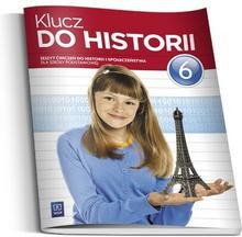 WSiP Małgorzata Lis Klucz do historii. Klasa 6. Zeszyt ćwiczeń
