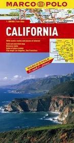 Marco Polo Kalifornia mapa 1:800 000 Marco Polo
