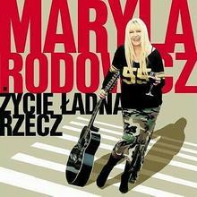 Maryla Rodowicz Życie ładna rzecz CD)