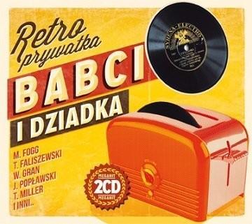 Soliton Retro prywatka babci i dziadka CD) Various Artists
