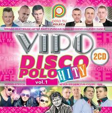 Wydawnictwo Folk Vipo - Disco Polo Hity vol. 1 CD