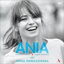 Agora Ania audiobook CD) Grzegorz Kubicki Maciej Drzewicki