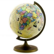 Zachem Globus polityczny z trasami odkrywców 22 cm
