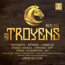 Les Troyens CD) Various Artists